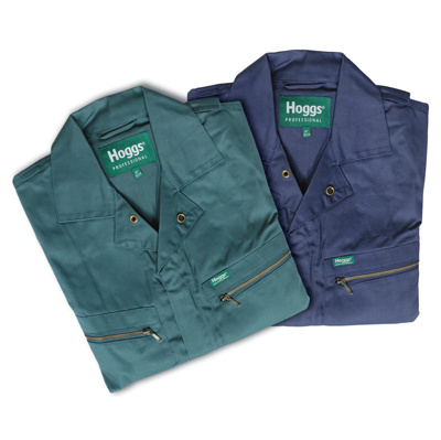 Image for Deluxe Zipped Coveralls