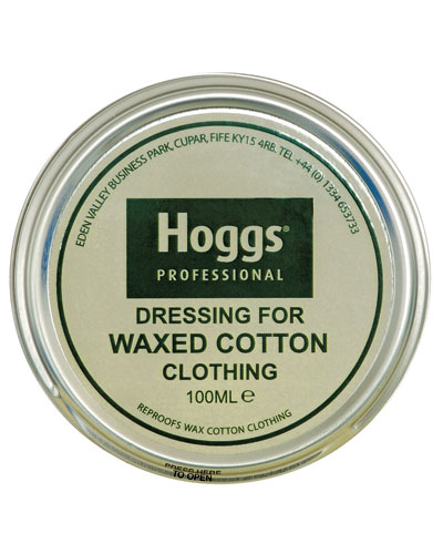 Image for Dressing For Waxed Cotton Clothing (tin)