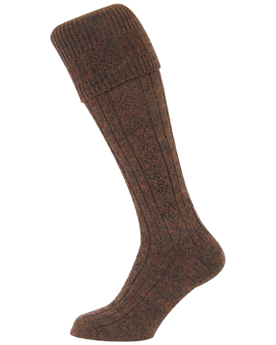 Image for H418 Country Cable Knit Stockings