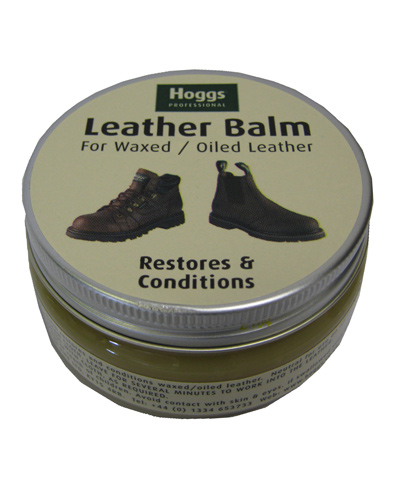 Image for Waxed Leather Balm