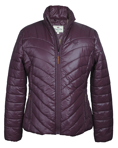 Image for Wilton Ladies Padded Jacket