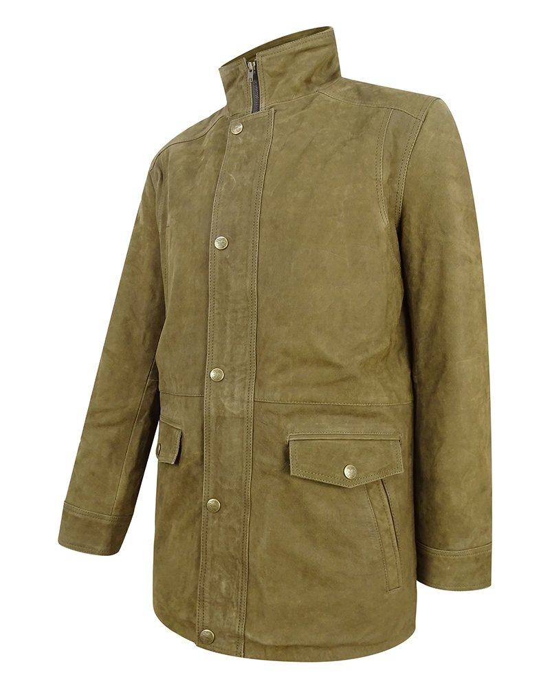 Image for Dunkeld Leather Field Jacket