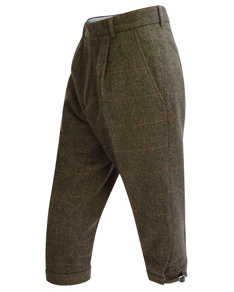 Image for Harewood  Lambswool Tweed Breeks