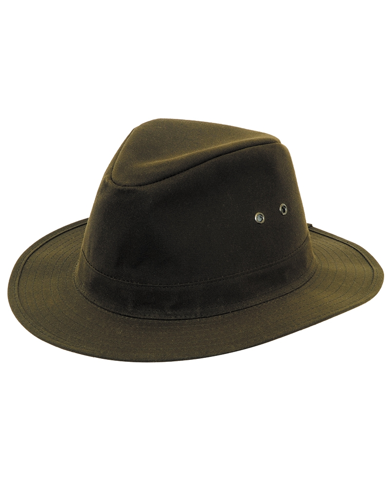 Image for Indiana Waxed Hat