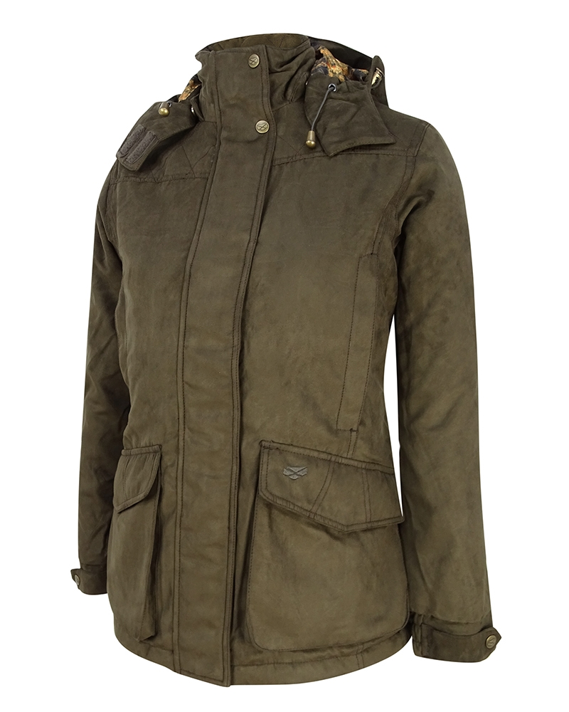 Image for Rannoch Ladies W/P Hunting Jacket