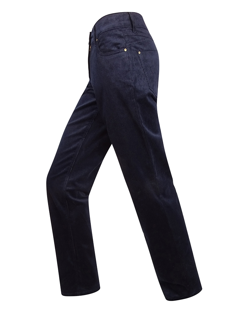 Image for Ladies Stretch Cord Jeans