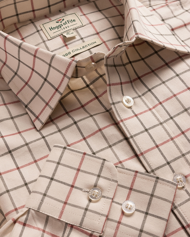 Image for Laird Premier Tattersall Shirt