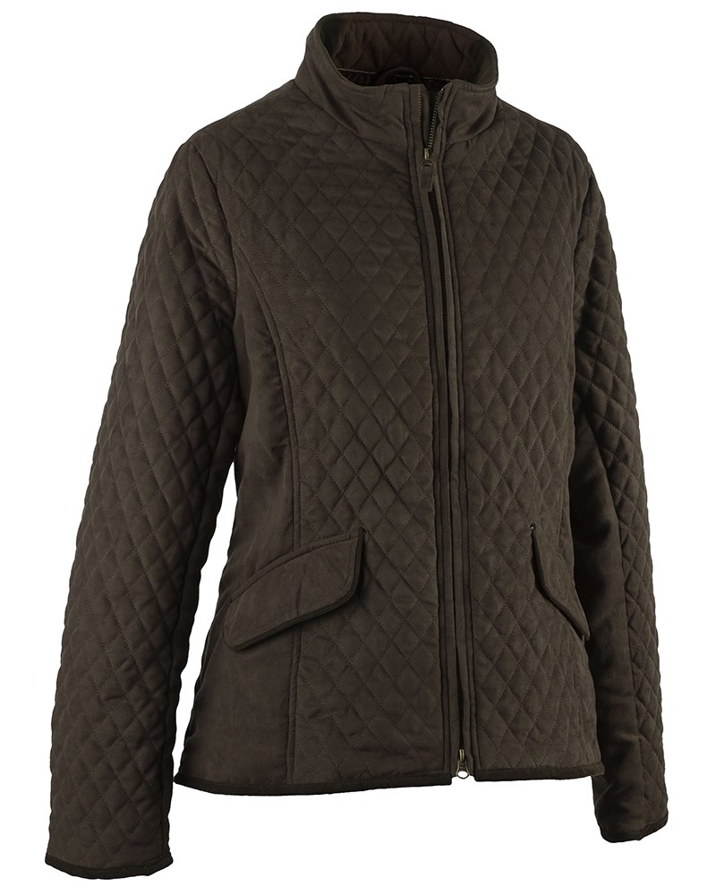 Image for Lexington Ladies Quilted Jacket