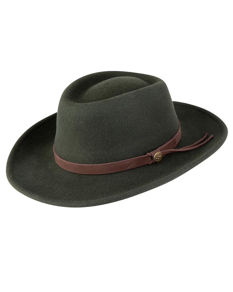 Image for Perth Crushable Felt Hat