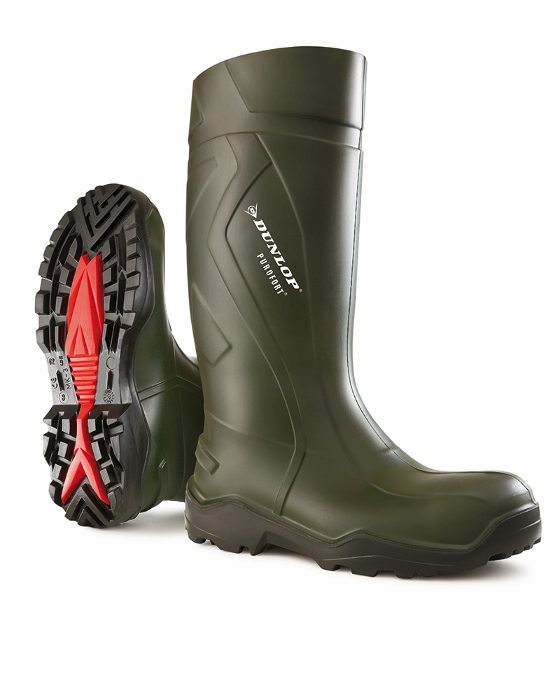 Image for Dunlop Purofort Plus D760933 Non Safety Wellingtons