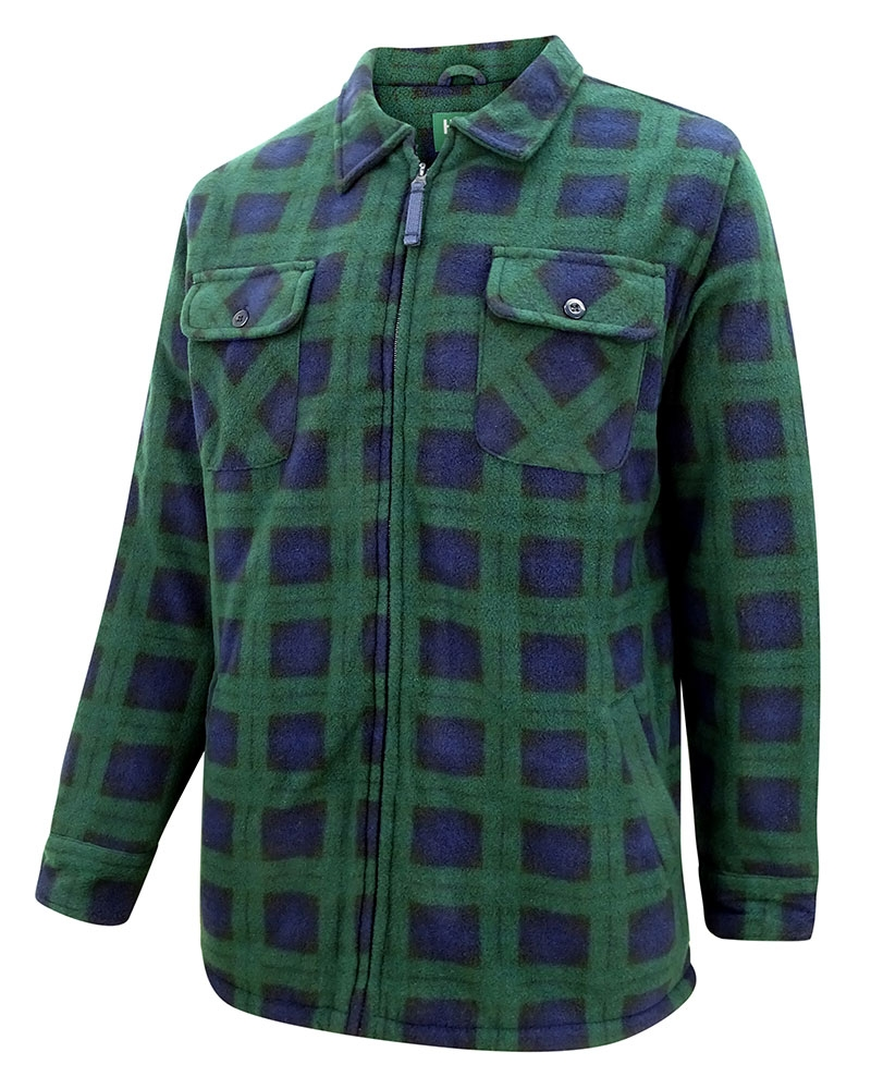 Image for Sutherland Fleece Shacket