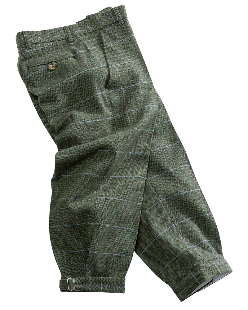 Image for Albany Ladies Lambswool Tweed Breeks