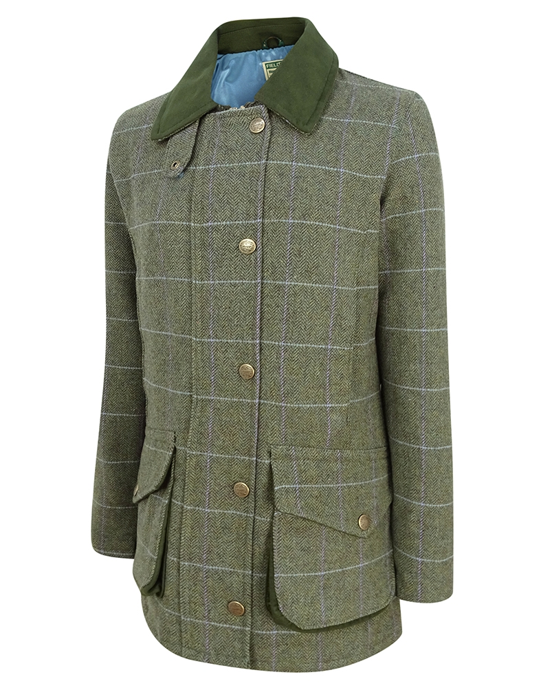 Image for Albany Ladies Lambswool W/P Shooting Coat