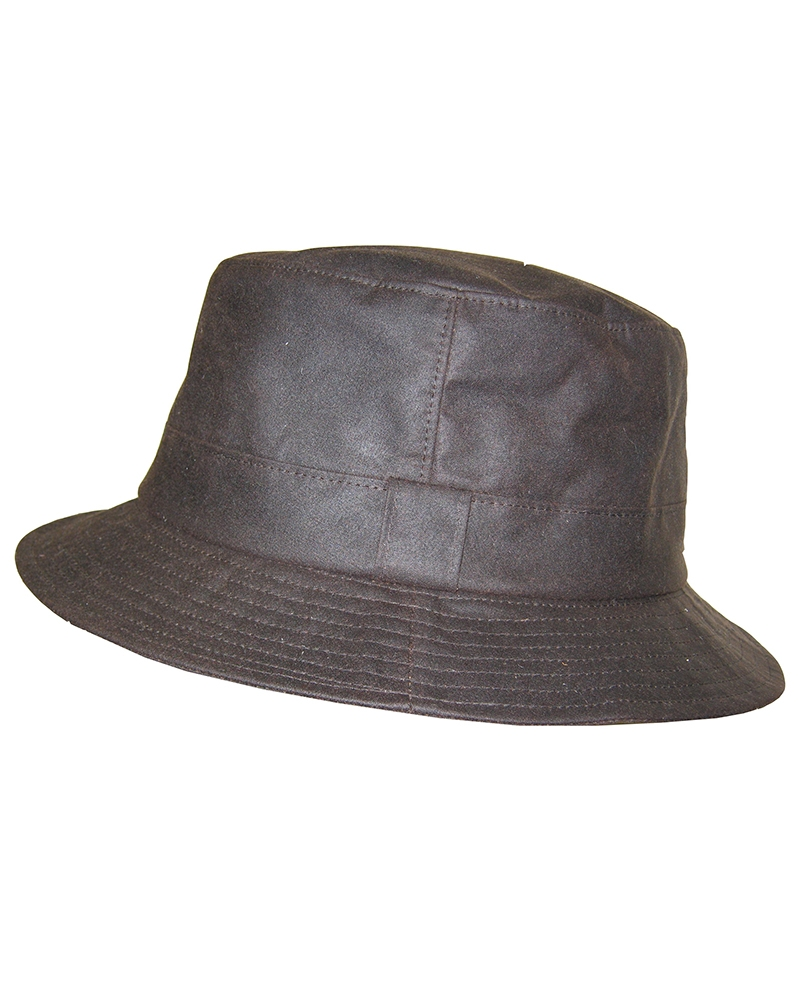 Image for Waxed Bush Hat