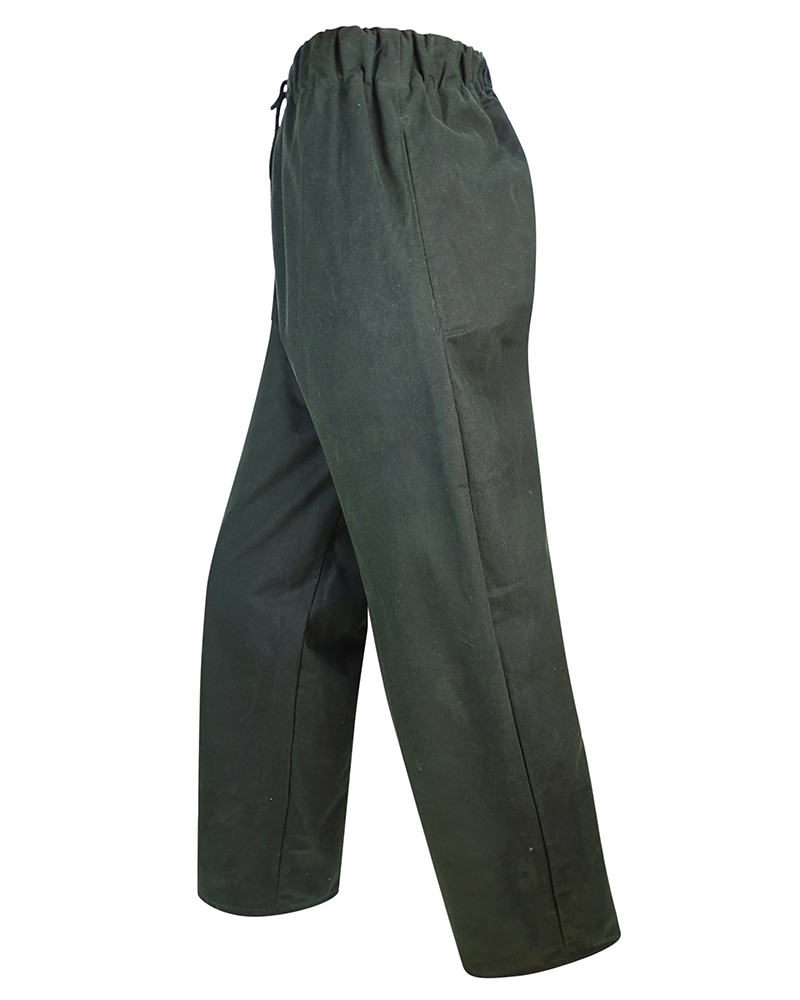 Image for Waxed Overtrousers