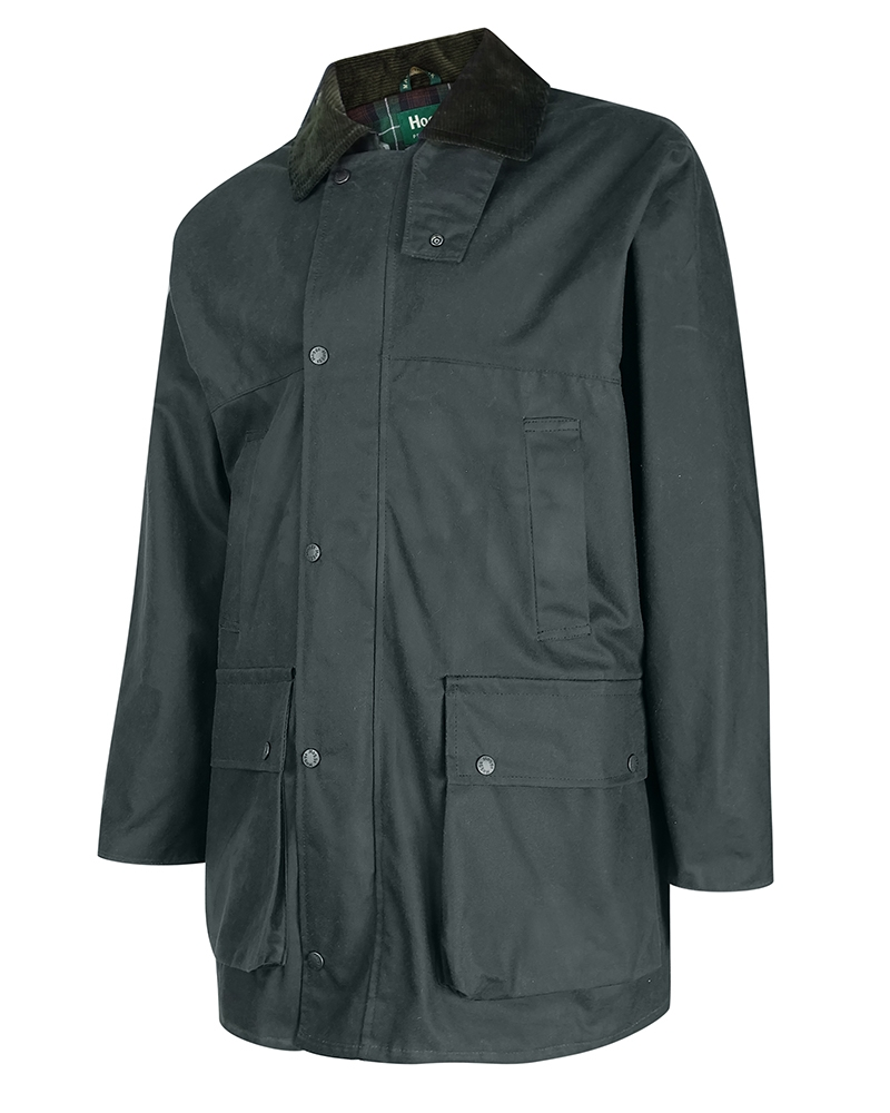 Image for Woodsman Waxed Jacket
