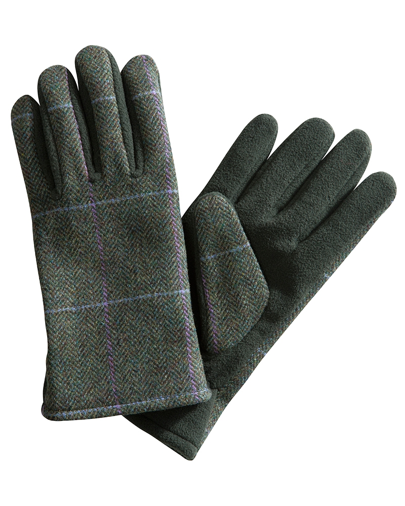 Image for Albany Ladies Lambswool/Fleece Gloves