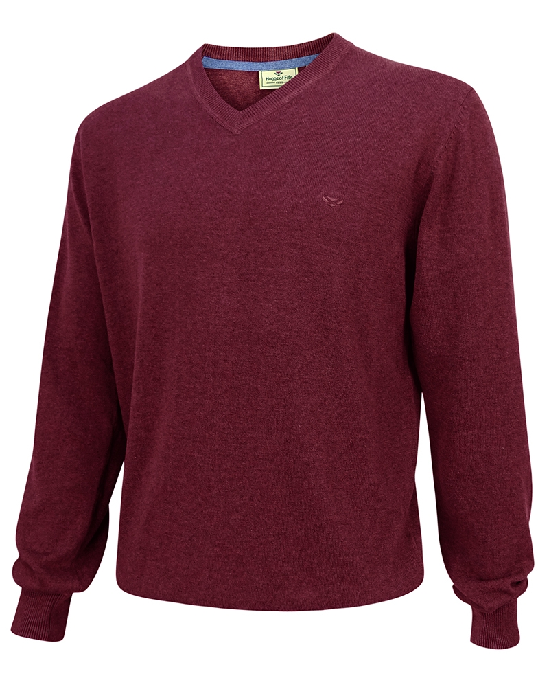 Image for Stirling Cotton Pullover