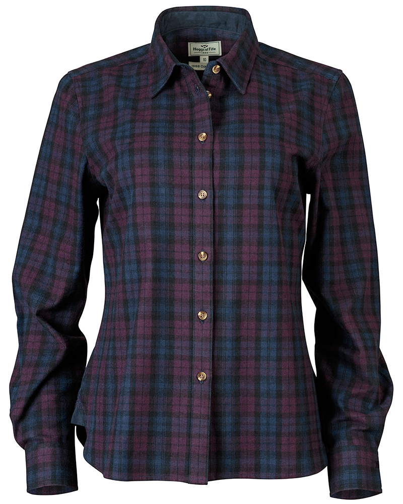 Image for Ally Ladies Cotton Shirt