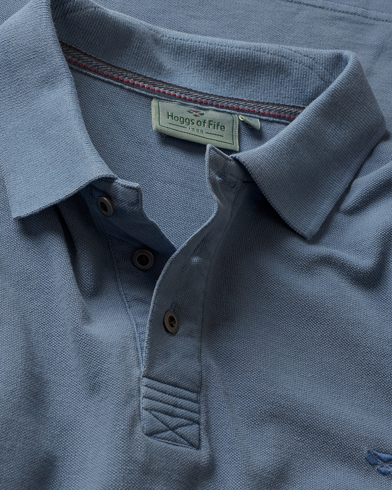 Image for Anstruther Pique Polo Shirt