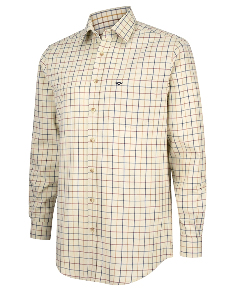 Image for Ambassador Premier Tattersall Shirt