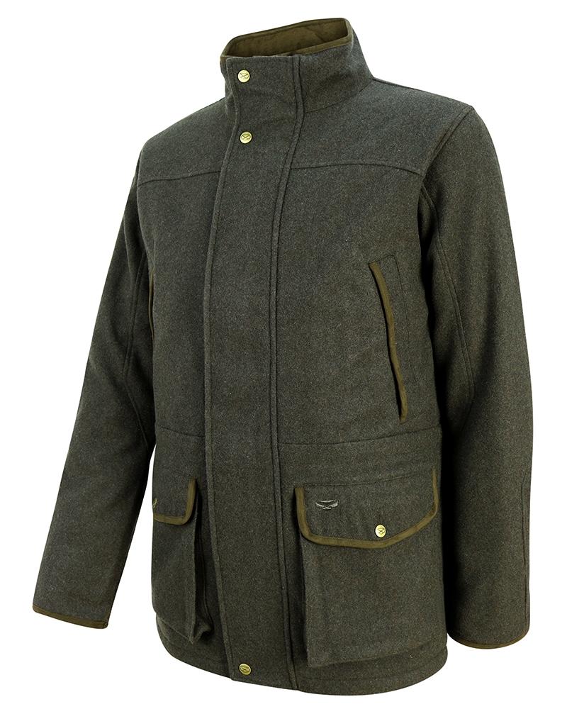 Hoggs Of Fife Womens Albany Lambswool Shooting coat