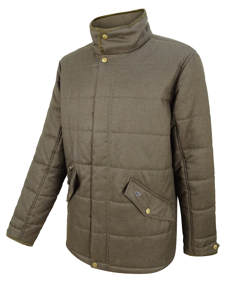 Image for Elgin Mens Quilted Jacket