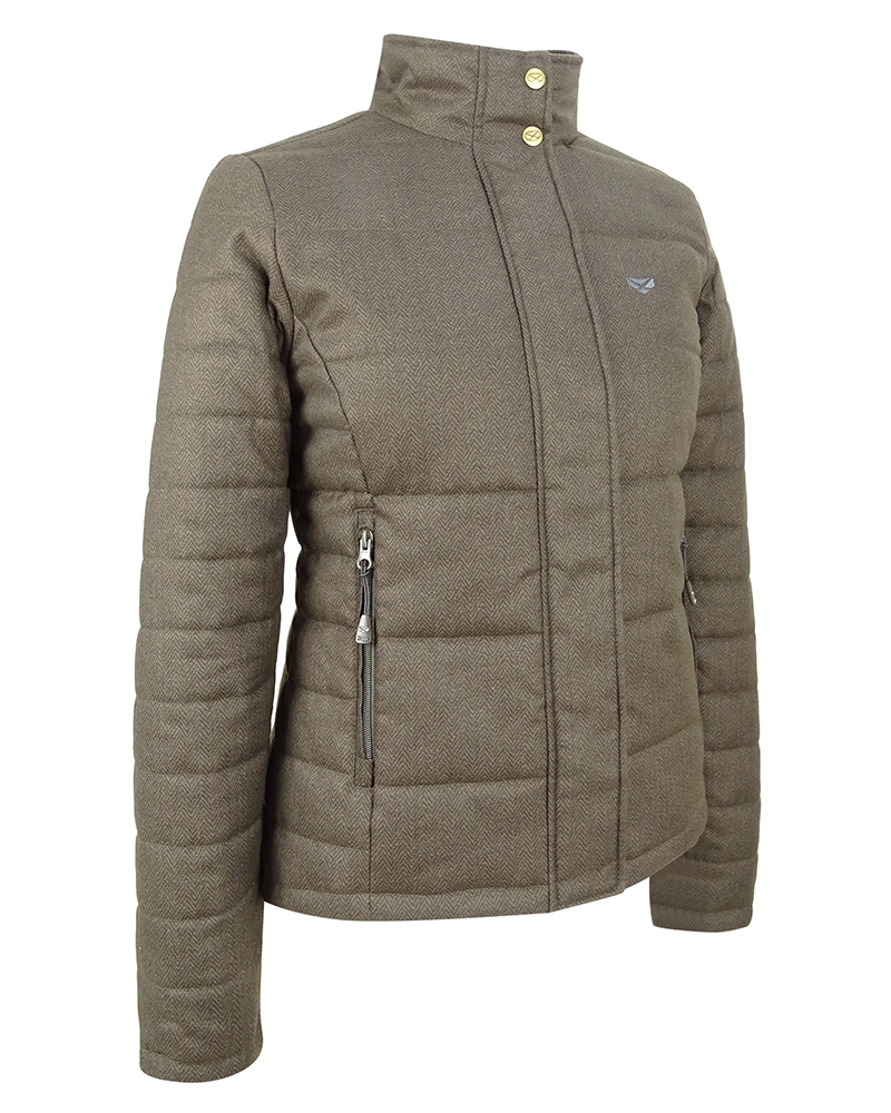 Image for Elgin Ladies Quilted Jacket