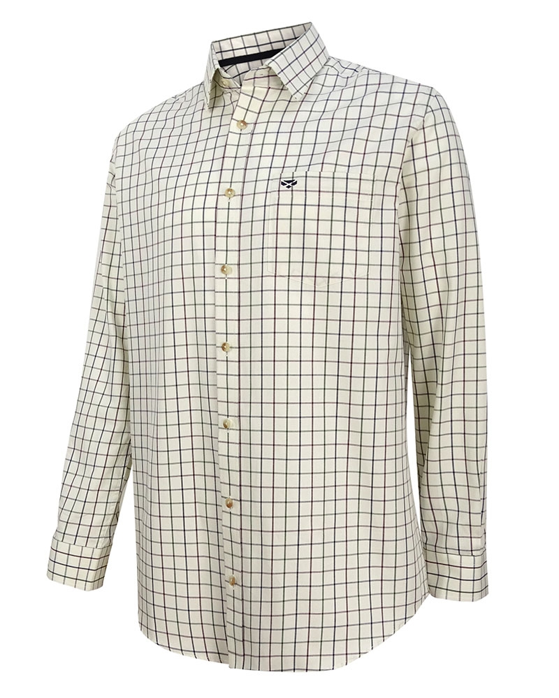 Image for Balmoral Luxury Tattersall Shirt