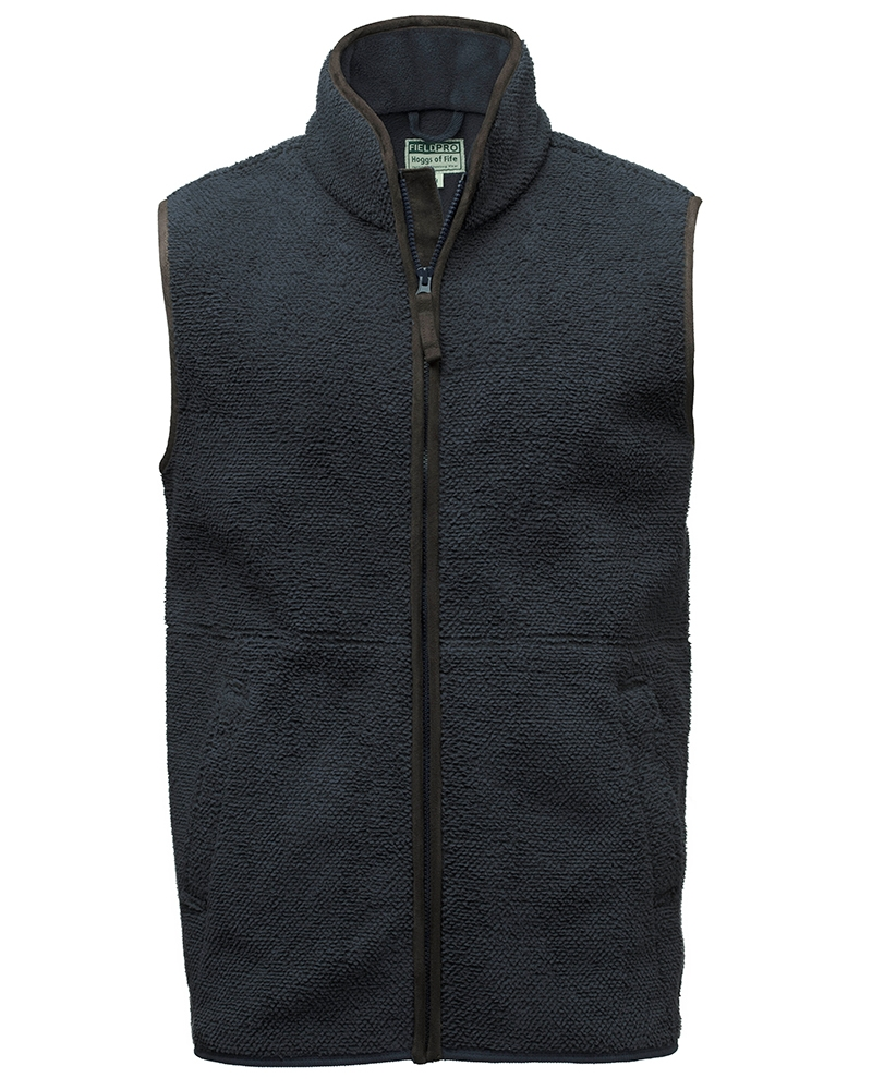 Image for Cambridge Mens Tufted Fleece Gilet