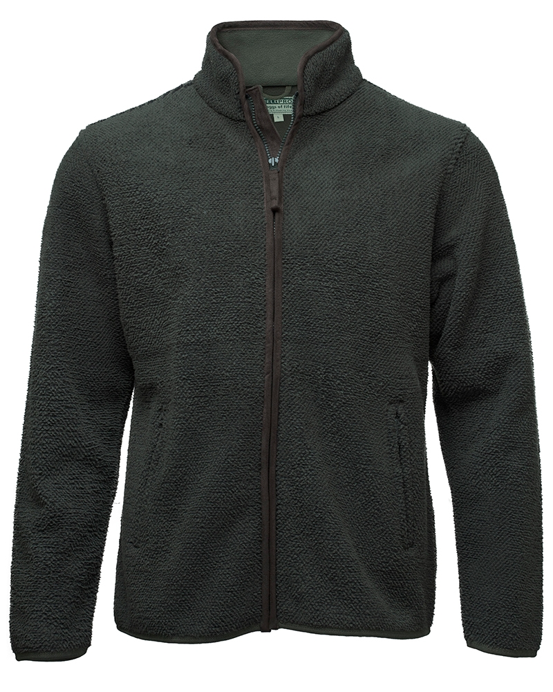 Image for Cambridge Mens Tufted Fleece Jacket