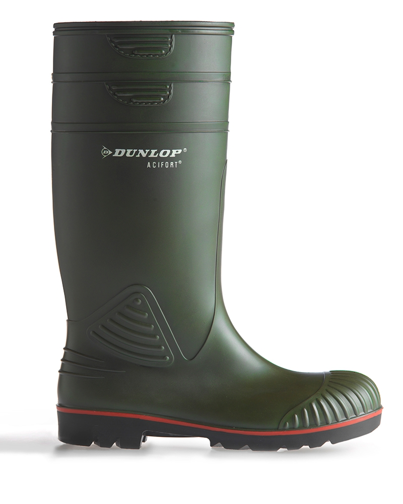 Image for Dunlop Acifort A442631 Heavy Duty Full Safety Wellingtons