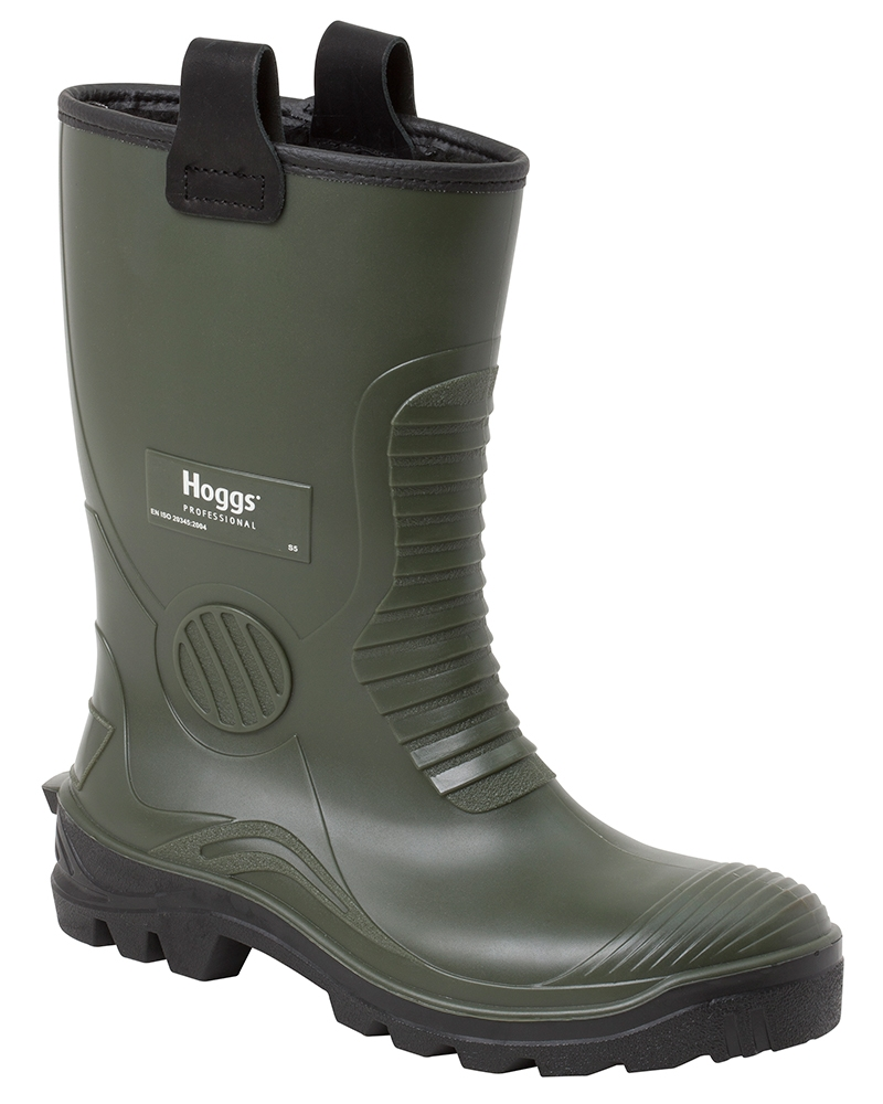Image for Aqua Tuff Safety Rigger Wellingtons