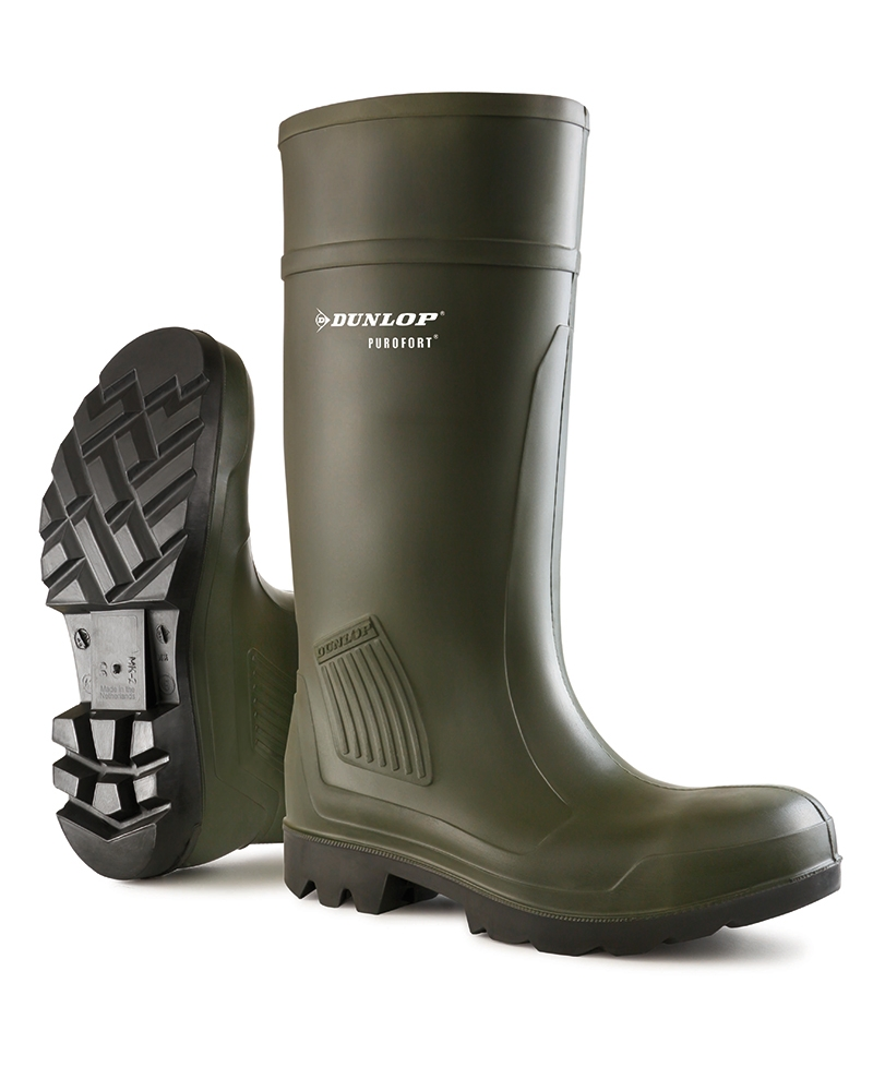 Image for Dunlop  C462933 Purofort Pro Full Safety Wellingtons