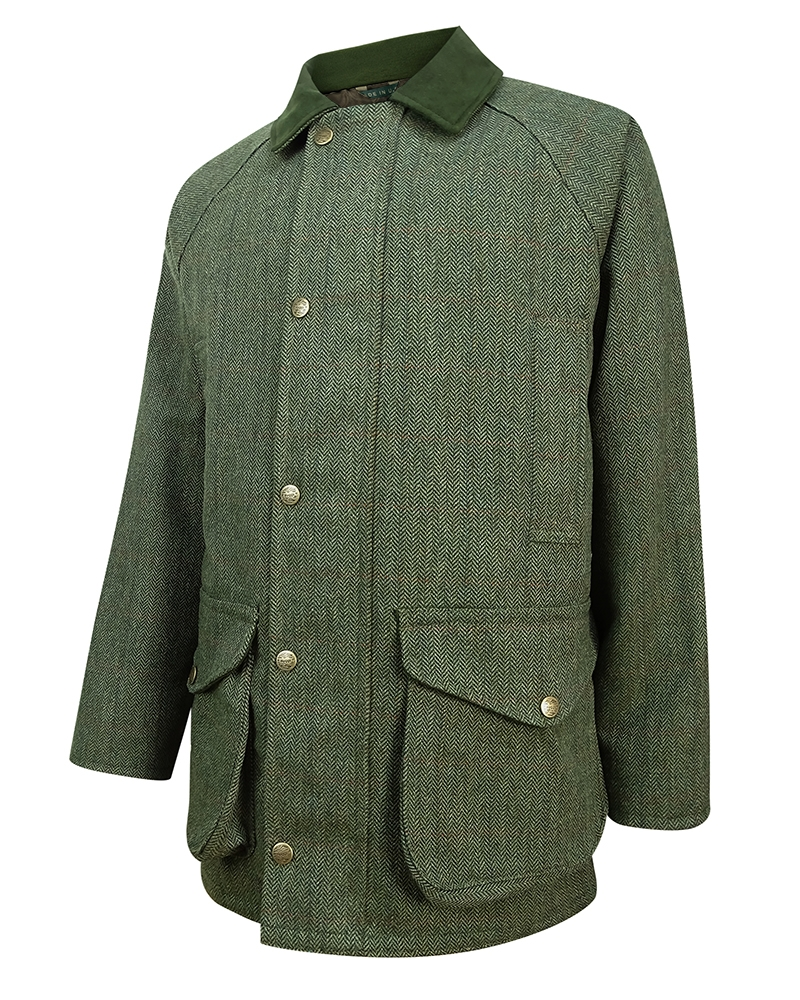Image for Helmsdale W/P  Tweed Shooting Jacket