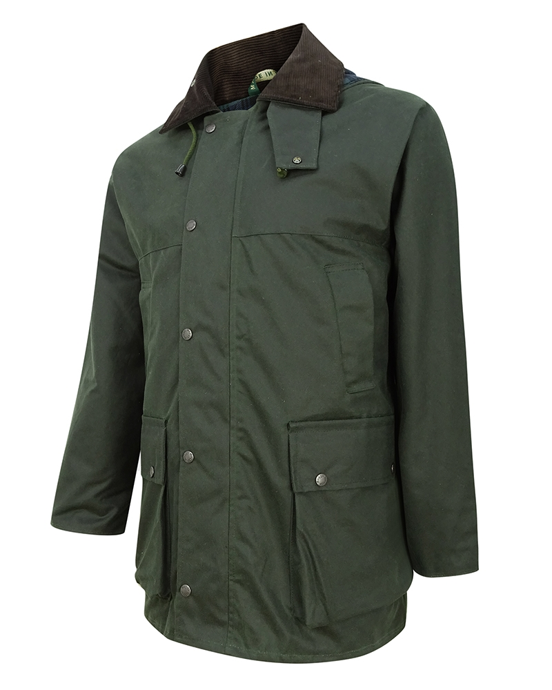 Image for Padded Wax Jacket