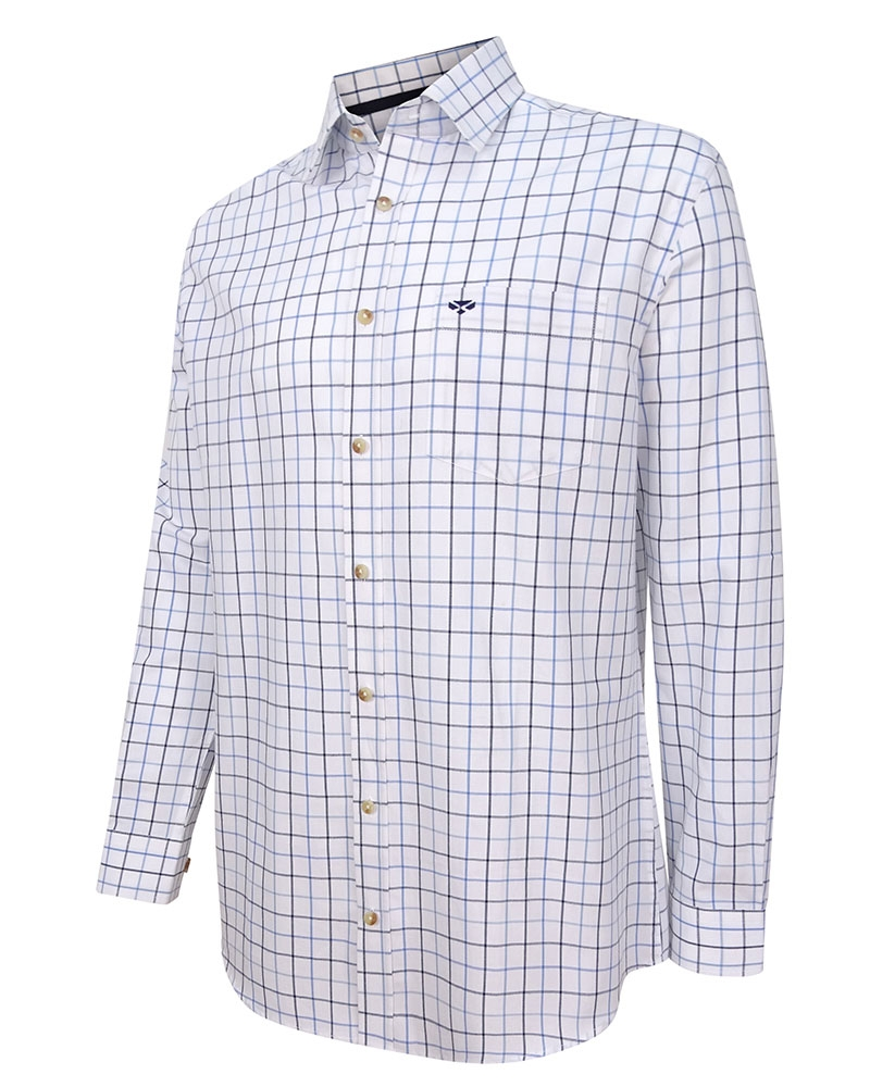 Image for Viscount Premier Tattersall Shirt