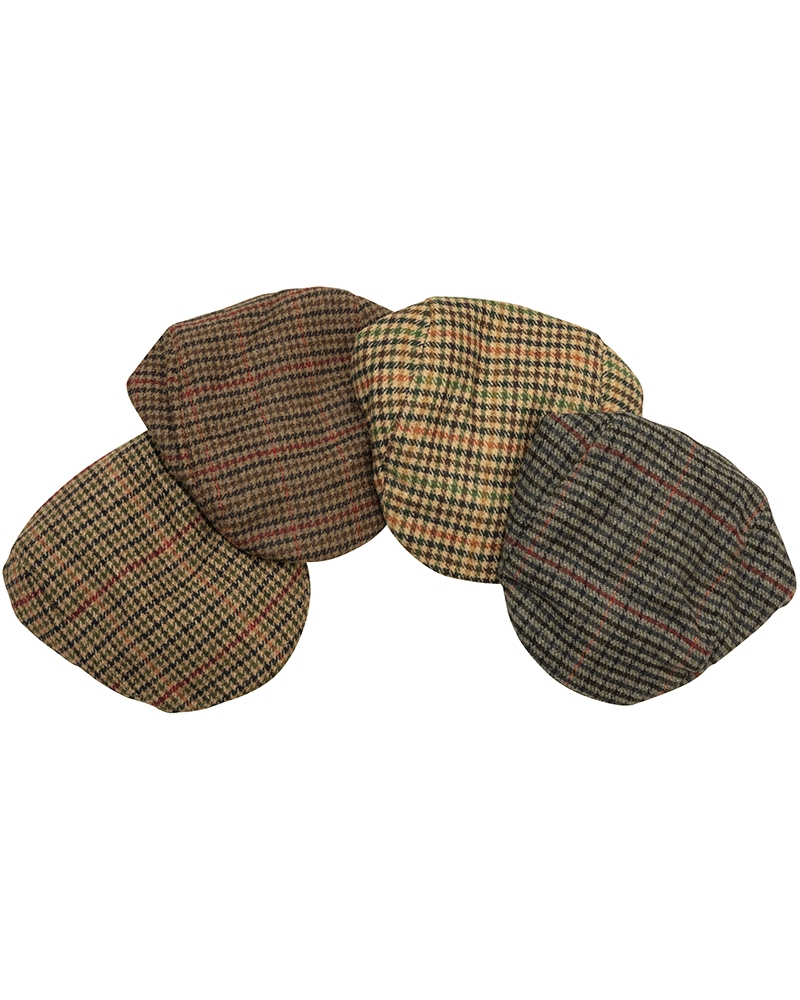 Image for Waterproof Tweed Cap