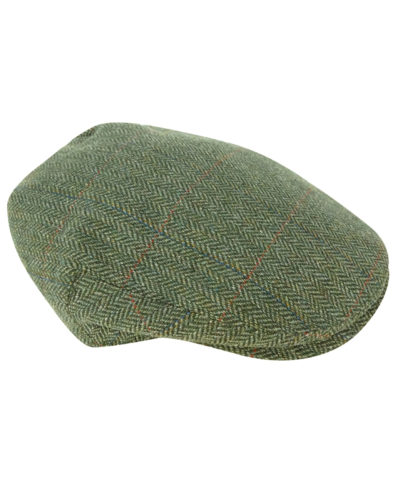 Image for Helmsdale Waterproof Tweed Cap