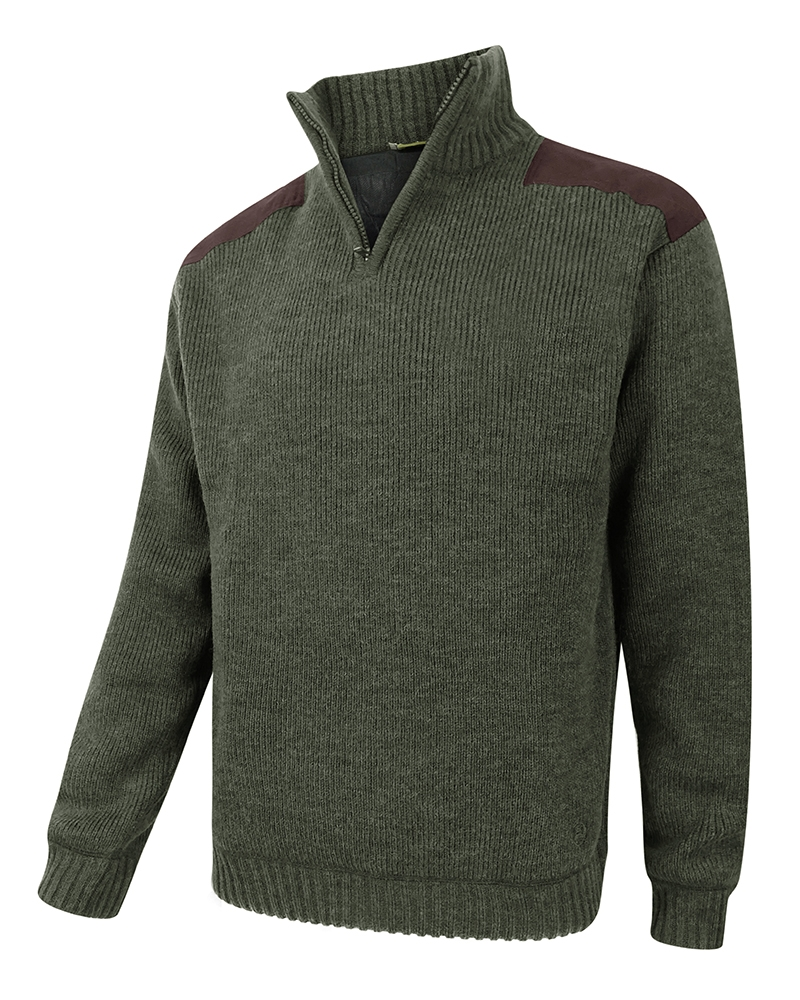 Image for Hebrides Zip Neck Windproof Pullover