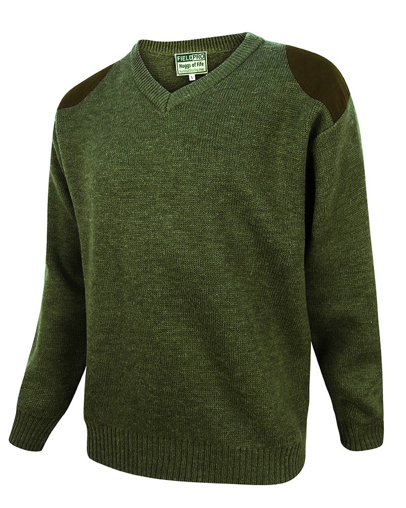 Image for Melrose V-Neck Hunting Pullover