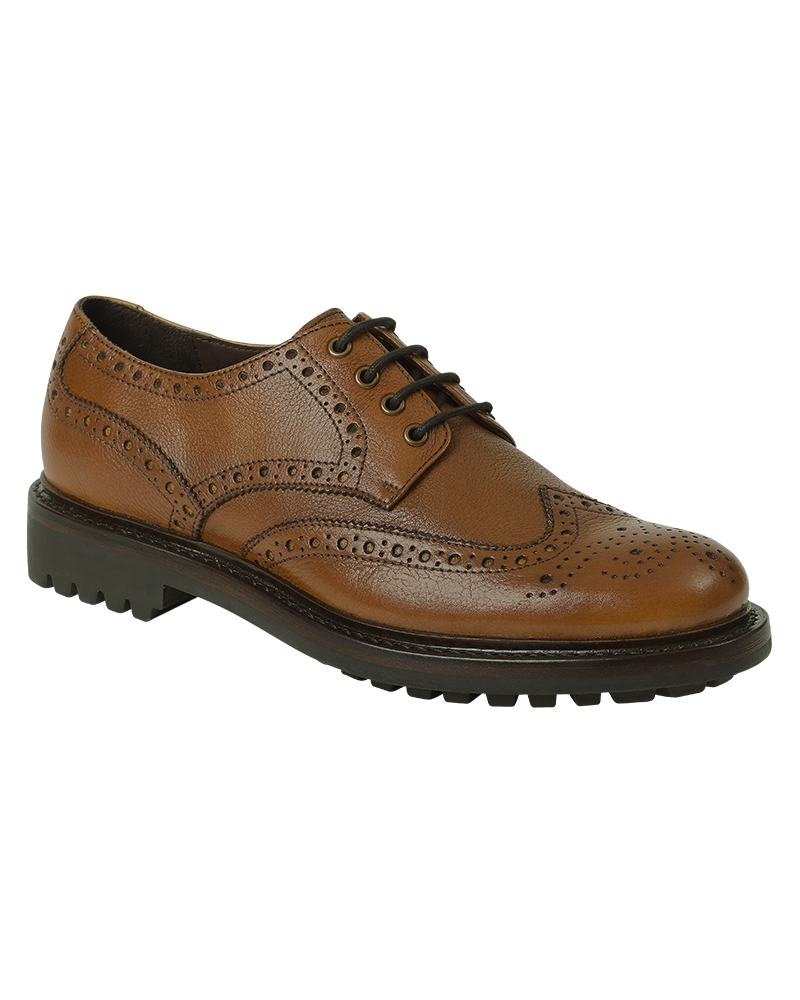Image for Prestwick Brogue Shoes
