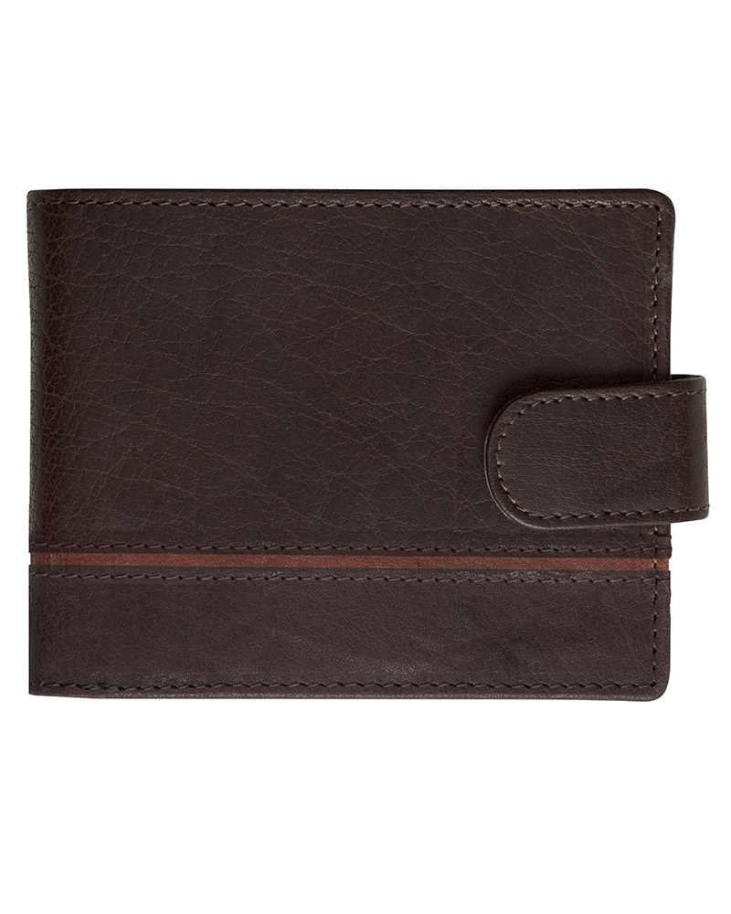 Image for Hoggs of Fife Billfold Leather Wallet