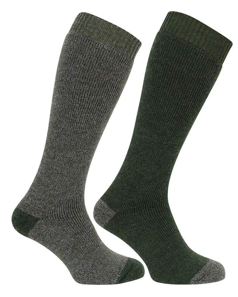 Image for 1903 Country Long Socks (Twin Pack)