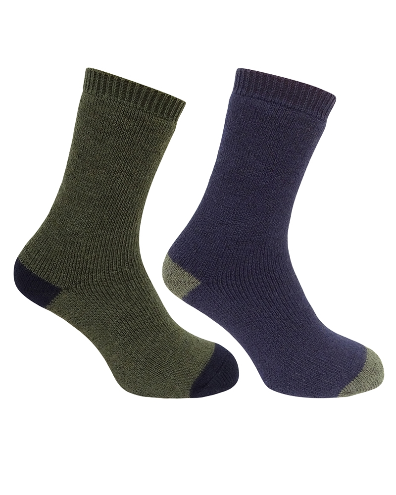 Image for 1904 Country Short Socks (Twin Pack)