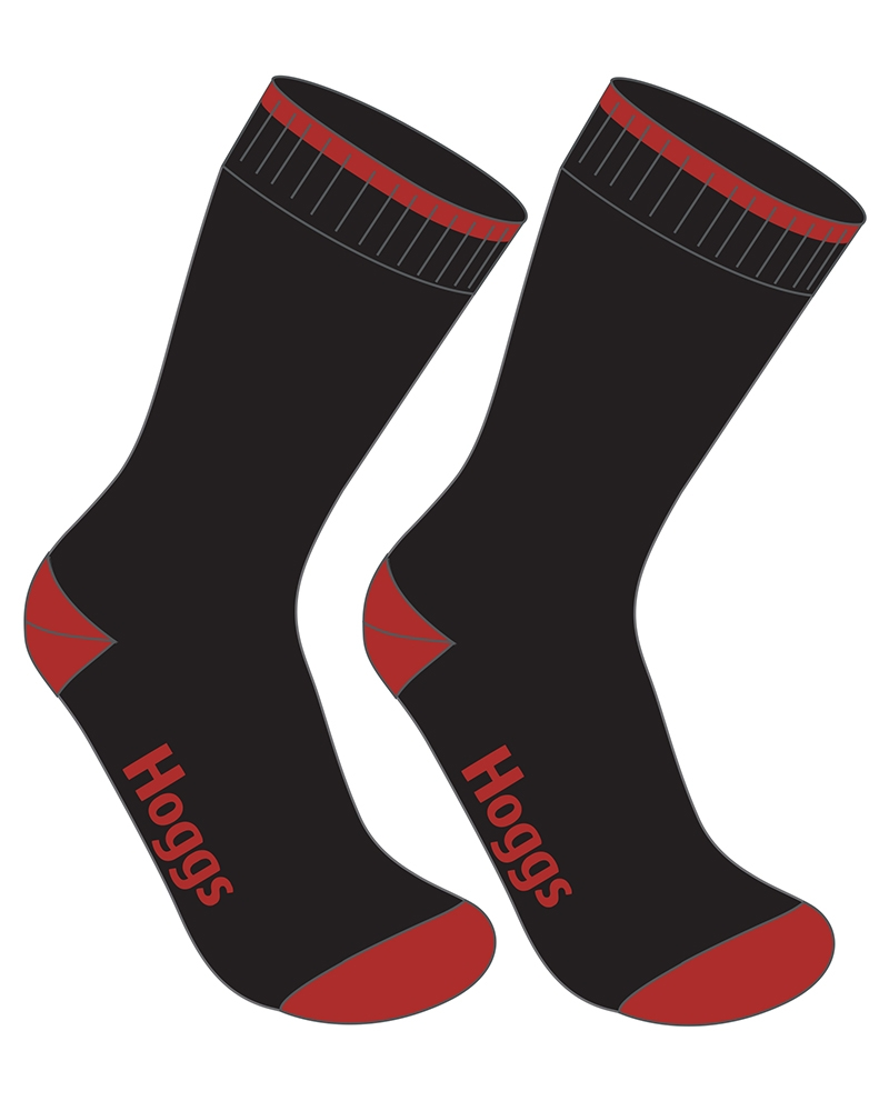 Image for Performance Thermal Work Sock (Twin Pack)