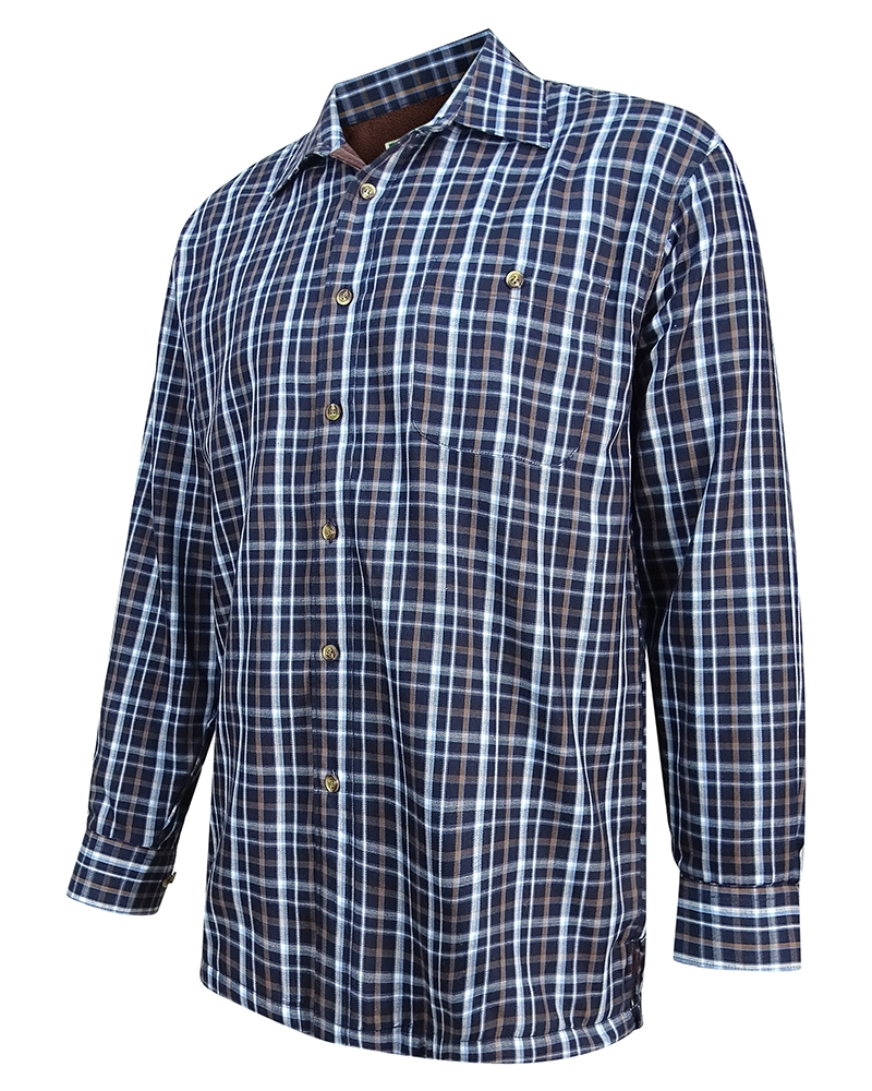 Image for Bark Fleece Lined Shirt