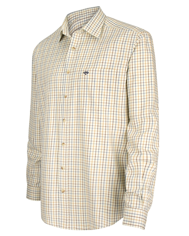 Image for Inverness Cotton Tattersall Shirt