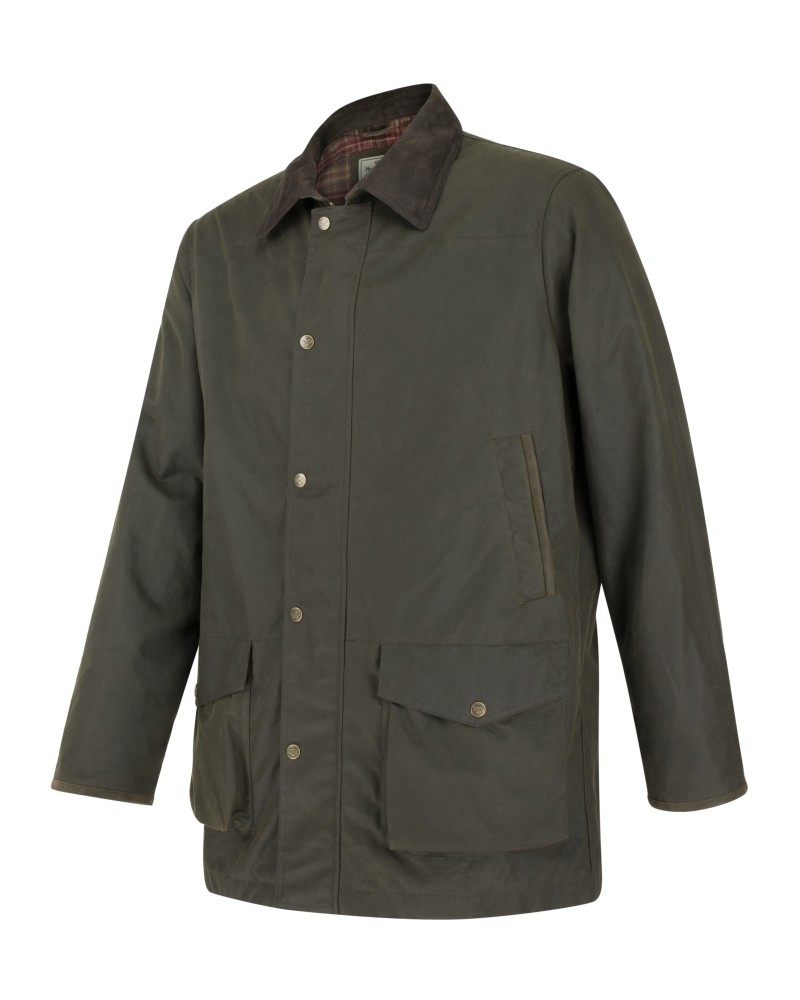 Image for Caledonia Men's Wax Jacket