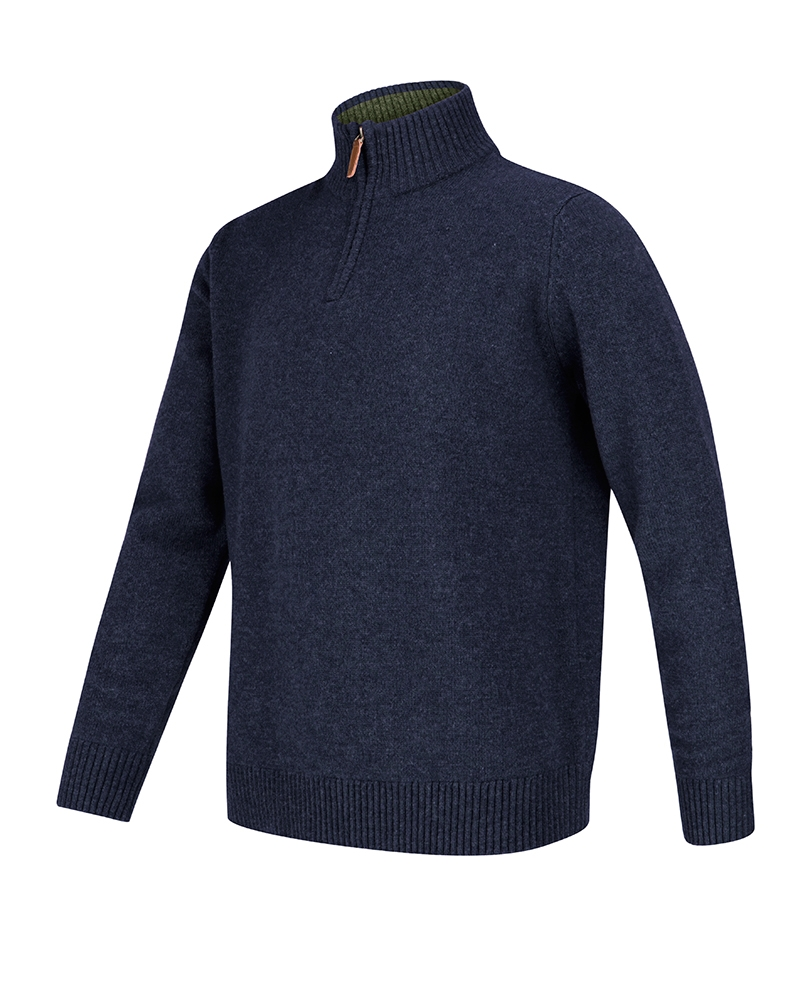 Image for Lothian 1/4 Zip Neck Pullover